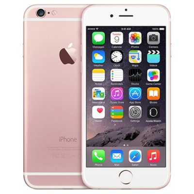 6S (rose gold)