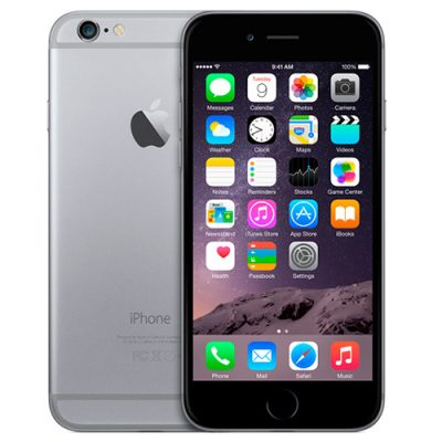 6 S(space gray)