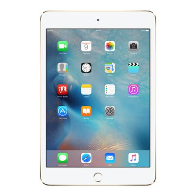 iPad mini 4(gold)